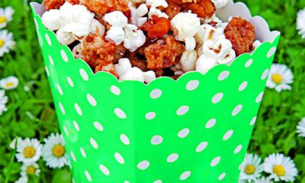 Garnelen-Popcorn