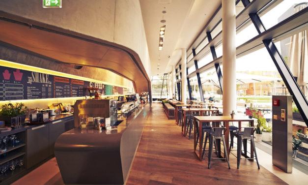 Library Cafe WU Wien