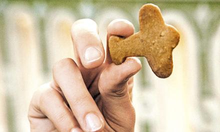 Mürbteig-Flieger Kekse