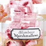 Himbeer Marshmallows