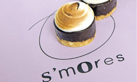 S'Mores Petit Fours