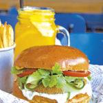 Lolas Falafel Burger