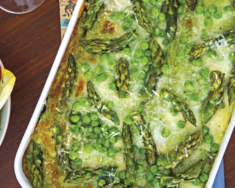 Die grünste Lasagne der ganzen Welt