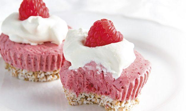 Beerige Frozen-Joghurt-Cupcakes