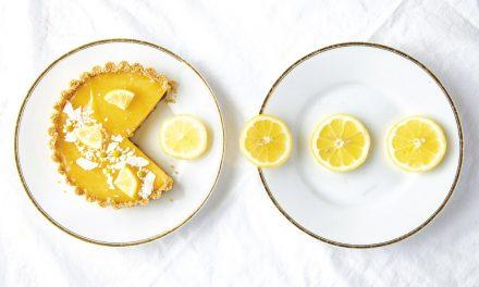 Tartes mit Lemon Curd