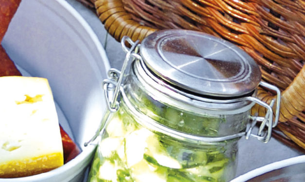 Gurkensalat mit Dille