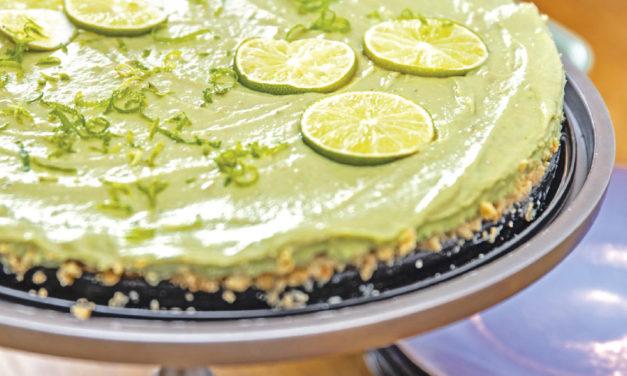 Avocado-Cheesecake